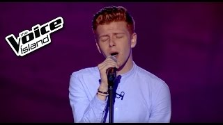 Aron Brink -  Dancing on My Own | The Voice Iceland 2015 | The Blind Auditions