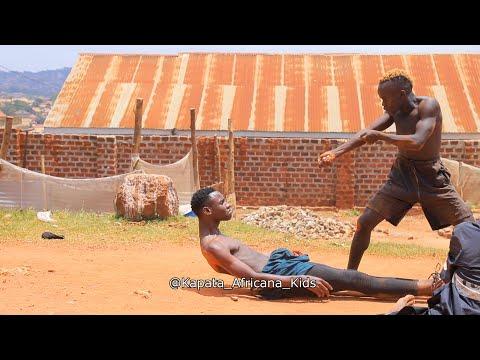 Crazy Patila Dance Challenge | By Kapata Africana Kids | New 2021