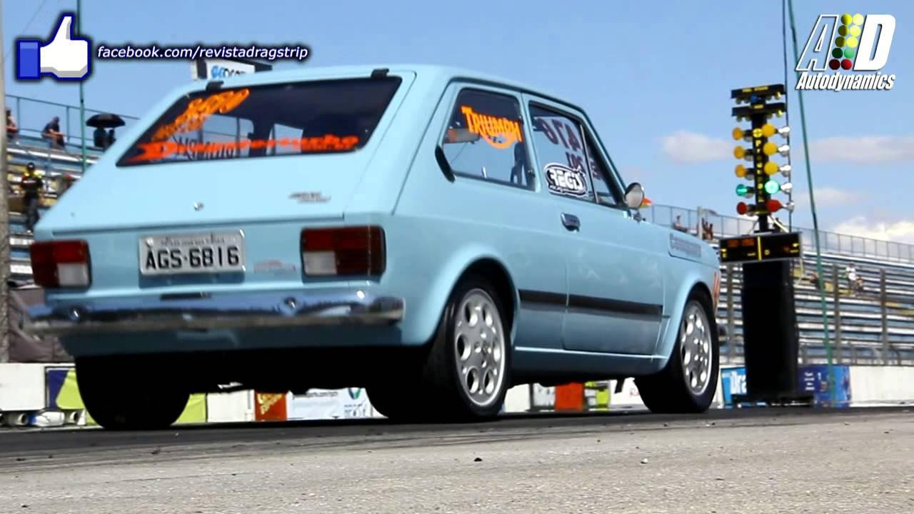 Fiat 147 16v Turbo Nitro 5º Arrancada Curitiba 2013 05 E 06 10