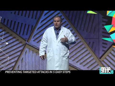 Cybersecurity Best Practices Part 2 -Preventing Targeted Attacks in 5 Easy Steps