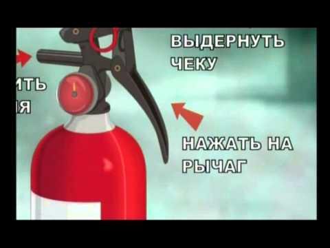 Правила пожарной безопасности и поведения учащихся при пожаре