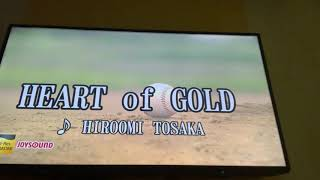 HIROOMI TOSAKA      「HEART of GOLD」