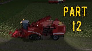 Farming Simulator 2015 Gameplay Walkthrough Playthrough Part 12 - Beets by Bere (PC)