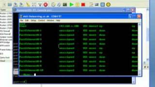 GNS3 - How to connect GNS3 to a real router or switch and to the internet.flv