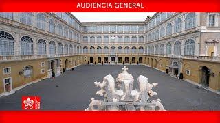 Audiencia General 16 de junio de 2021 Papa Francisco