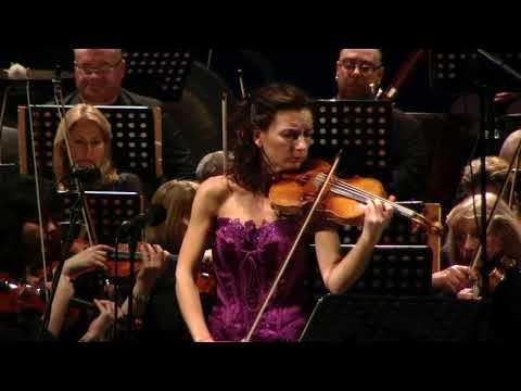 Teodora Sorokow - Beethoven Violin concerto 2mvt.