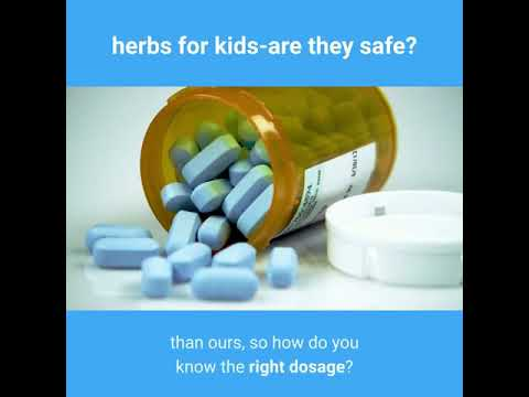 Herbs for kids-are they safe?Herbs for kids#Natural Herbs for kids