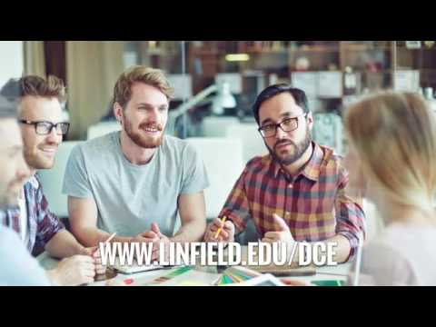 Linfield College Online and Continuing Education: Project Management Certificate