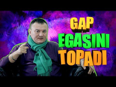 GAP EGASINI TOPADI | chotki tv | чоткитв