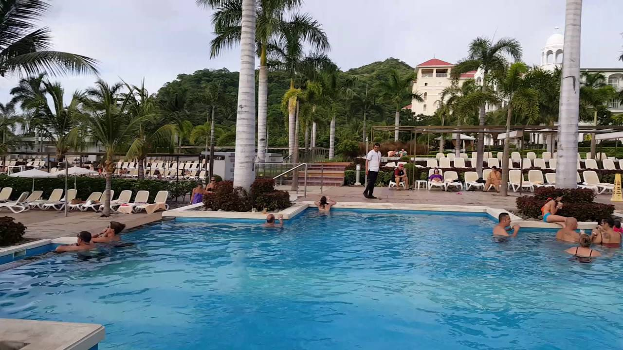 my vacation riu palace guanacaste costa rica youtube. Black Bedroom Furniture Sets. Home Design Ideas