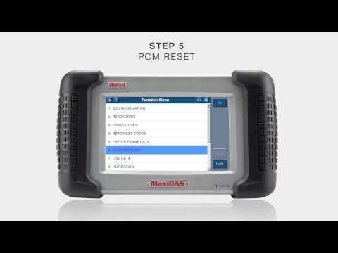 AUTEL DS708 - Replace PCM | 2005 Honda Pilot