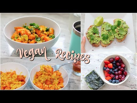 Vegan Challenge Day 2! I Vegan Recipes