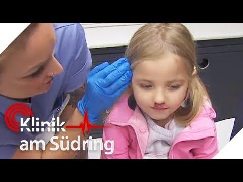 Lotte (6) verschwunden! Wurde sie beim Autounfall verletzt?   Klinik am Südring   SAT.1