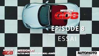 Porsche 718 Boxster : Faire aimer une mal-aimée | Mission GDB #8 (1/3) Essai ep8