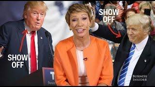 Barbara Corcoran explains Trump's gİft for success