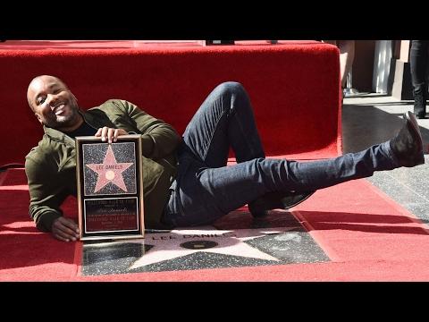Lee Daniels - Hollywood Walk of Fame Ceremony
