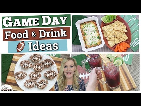 PHILLY CHEESE STEAK DIP + Dessert & Drink || Party Food for the BIG GAME