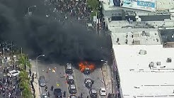 LIVE: Santa Monica, Long Beach protests - ABC7's ongoing coverage across Southern California