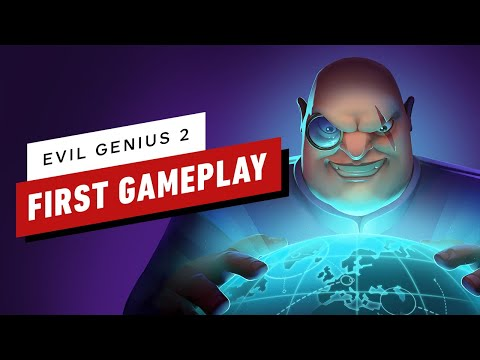 Evil Genius 2: World Domination - First Gameplay Reveal