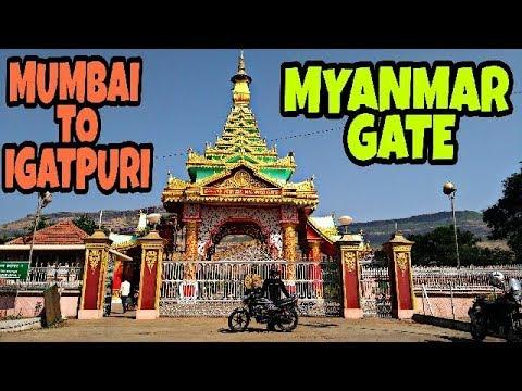 MUMBAI TO IGATPURI  | MYANMAR GATE | BREAKFAST RIDE