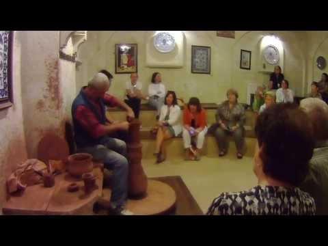 Day 12 - Cappadocia Pottery 1