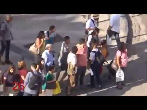 Как работают на улицах Рио воры и грабители. Летняя Олимпиада 2016 в Рио-де-Жанейро
