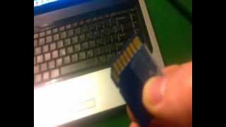How to fix SD card
