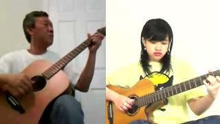 Thu Sầu - Melancholy Autumn - Guitar Duet