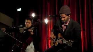 Piers Faccini / Dom La Nena - Fire In My Head Live in Paris 2012