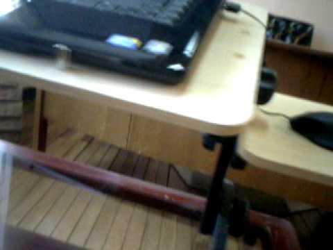 Moddulari mesas para portatiles millenium youtube - Mesas para ordenadores portatiles ...