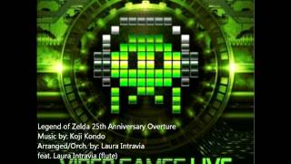 Video Games Live: Level 3 - Zelda 25th Anniversary Overture - Laura Intravia