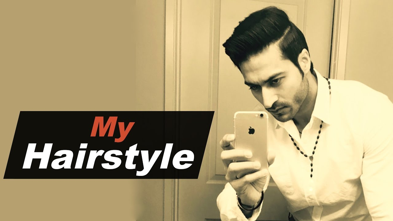 my hairstyle | a special video for those who wants to try guru mann's hairstyle!!