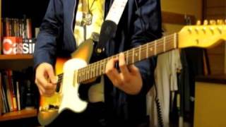 arctic monkeys Teddy Picker guitar cover