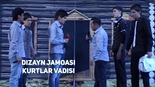 Dizayn jamoasi - Kurtlar vadisi | Дизайн жамоаси - Куртлар водийси
