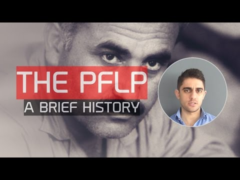 A Brief Early History of the PFLP [VLOG 5]