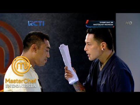 MASTERCHEF INDONESIA - Juna Dibuat Marah Besar Oleh Kadek | Audisi 1 | Part 8