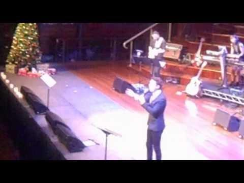 Harrison Craig - White Christmas @ Sydney Town Hall 22.12.13