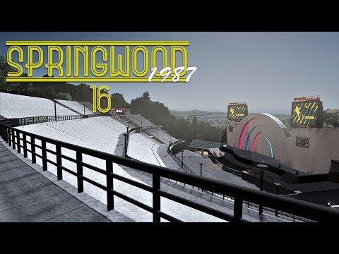 Cities Skylines: Springwood - EP16 - Custom Amphitheatre