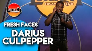 Darius Culpepper | Gucci and My Voice | Laugh Factory Stand Up Comedy