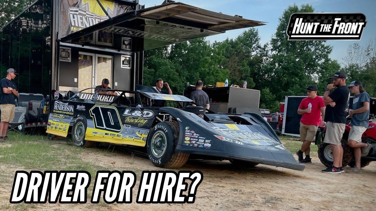 Surprise Race! Joseph Drives for Henderson Motorsports at Hattiesburg Speedway