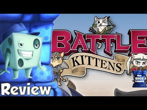 Battle Kittens | Board Game | BoardGameGeek