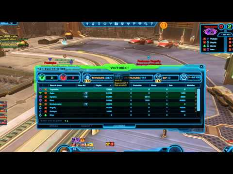 Build Sentinelle Swtor