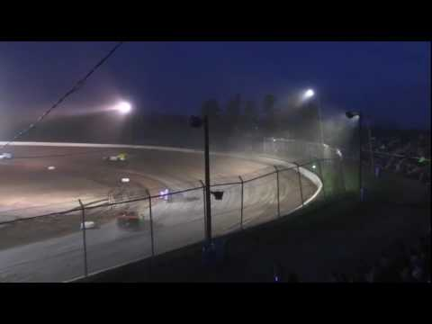 Skyline Speedway Modified Feature 4 -2 -17