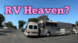 Let's Check Out Mission Bay RV Park...San Diego's Premier RV Park