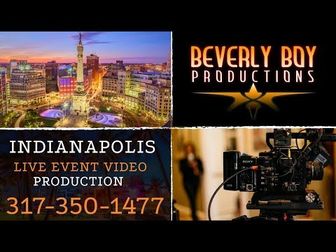 Live Event Video Production Indianapolis | Beverly Boy