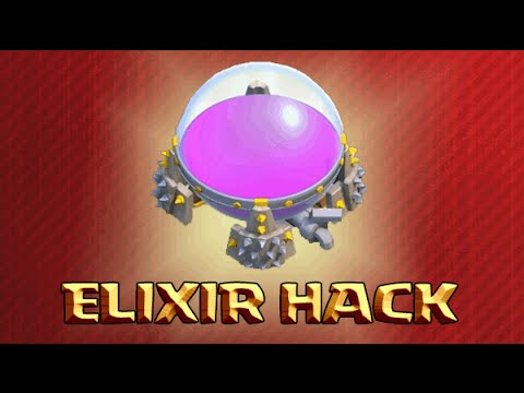 How to get FREE Elixir in Clash Of Clans