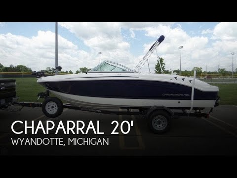 Used 2014 Chaparral H20 for sale in Livonia, Michigan