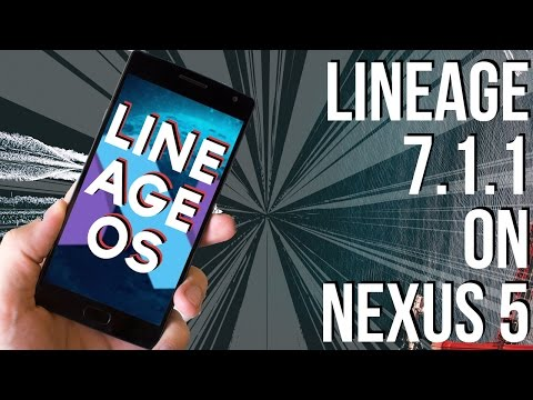 Lineage OS for Nexus 5 | New Features of Lineage OS