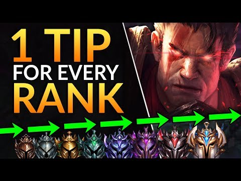 1 SIMPLE TRICK for EVERY RANK: Darius Tips to WIN - Rank Up FAST in Top | League of Legends Guide