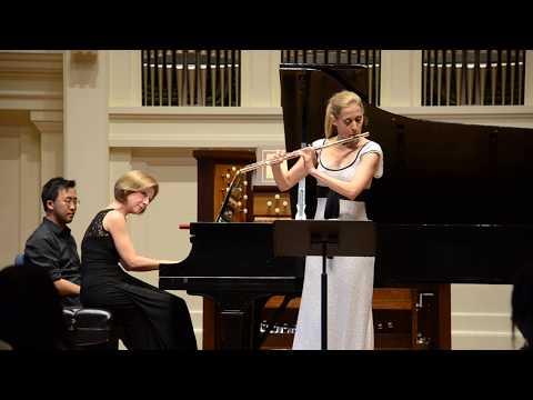 Marina Piccinini - Massenet, Meditation from Thais (for flute & piano)